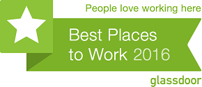 Glassdoor Best Places to Work