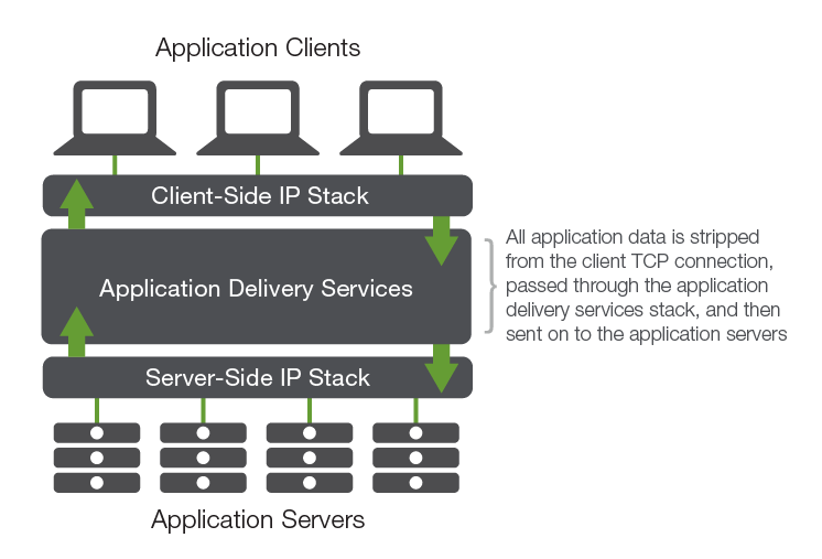 The BIG-IP platform architecture
