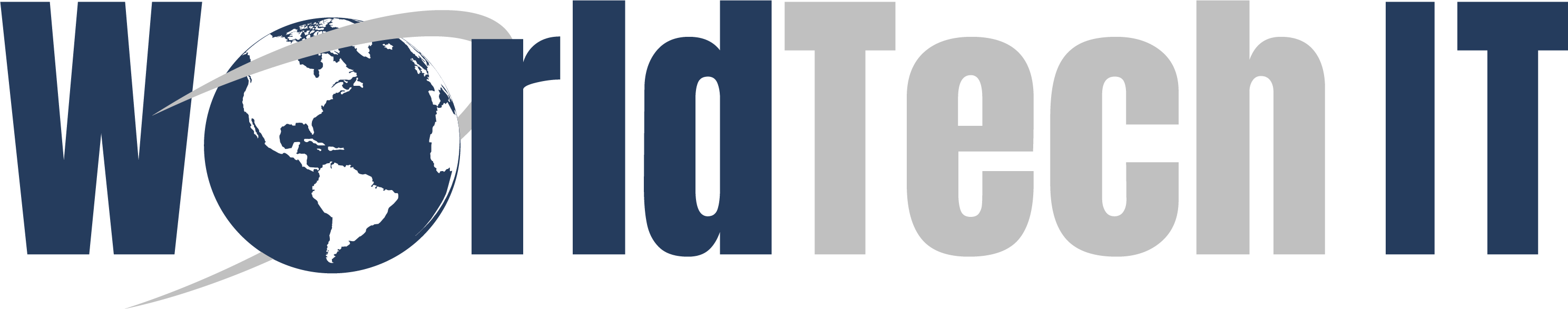 WorldTech IT logo